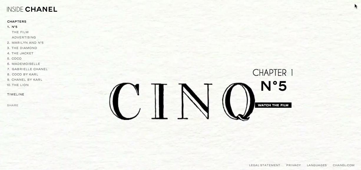 Inside Chanel